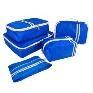 Kit de 5 Organizadores Sport Line
