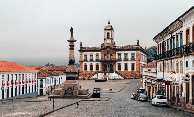 Roteiro de viagem por Minas Gerais