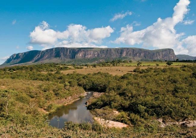 Luggar da Semana: Blog Viagem Pelo Brasil: Serra da Canastra MG