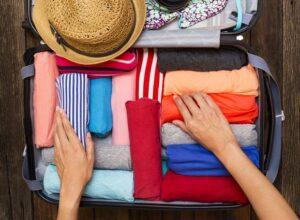 11 truques para arrumar a mala de viagem